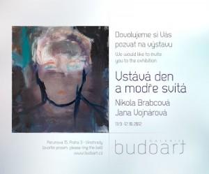 Pozvanka_vystava- galerie budoart